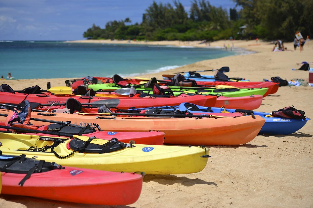Comment choisir un kayak gonflable »wiki utile